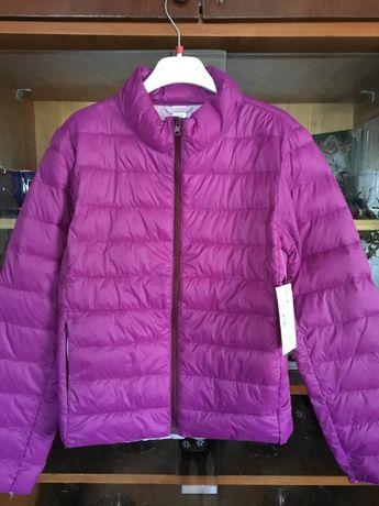 Куртка для девочки 10-12 лет.
