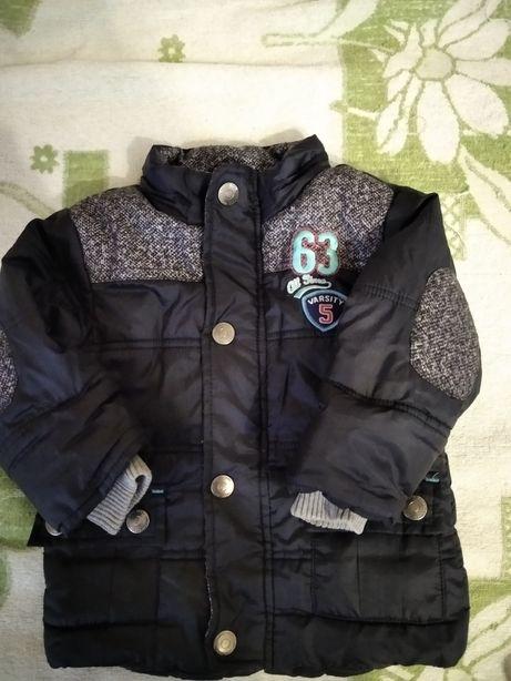 Курточки для хлопчика