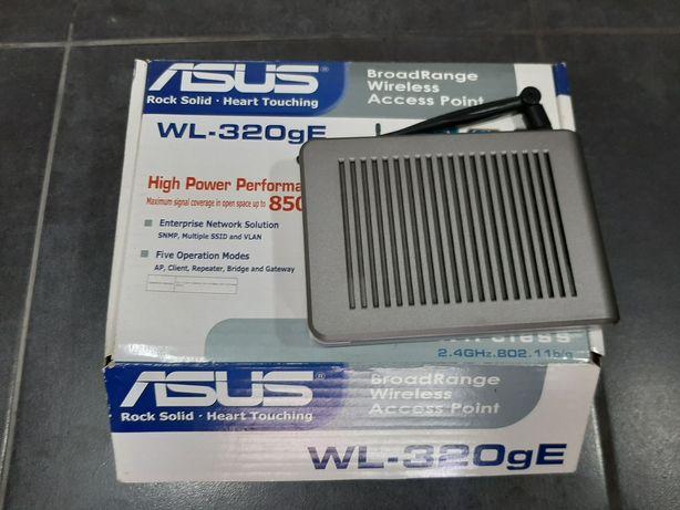 Router Asus WL-320gE