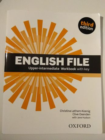 ENGLISH FILE Upper-intermediate Workbook