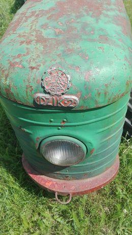 Dzik 2 traktor ogrodniczy