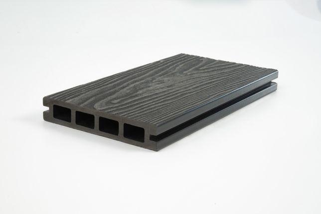 Deska tarasowa kompozytowa WZÓR DREWNA 3D GDAŃSK