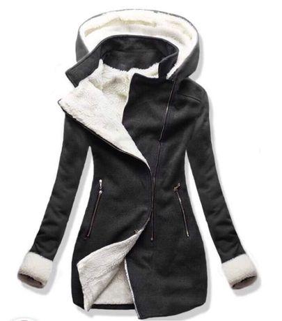TYLKO DZIŚ Płaszcz zimowy damski OKAZJA