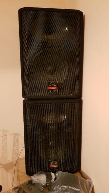 Wharfedale PRO EVP-X12 + ADS LX500 nagłośnienie studniówka DJ kolumny