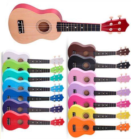 Укулеле сопрано, гавайская гитара, медиатор, запасная струна!