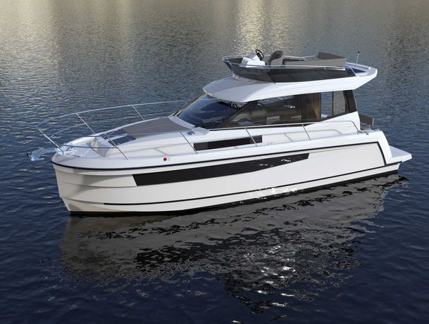 czarter Platinum 35 FlyBridge – 3 kabiny + klimatyzacja