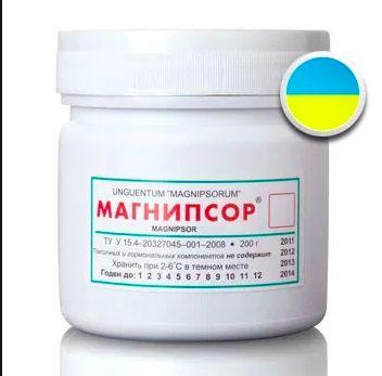 Мазь от Псориаза Магнипсор. Лечение псориаза