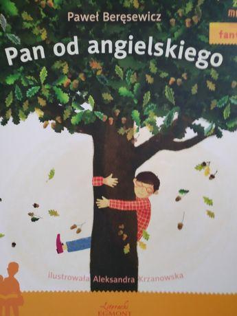 Książka Pan od angielskiego + darmowy plakat i zakładka