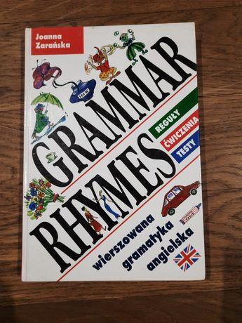 Grammar rhymes- wierszowana gramatyka angielska