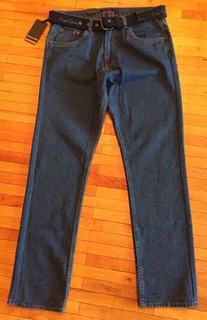 мужские джинсы pierre cardin