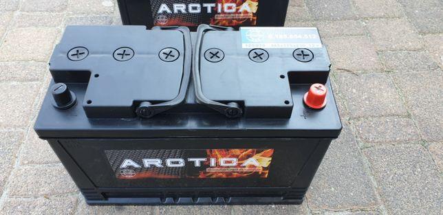 Akumulator Rolniczy Arctica 125Ah 950A