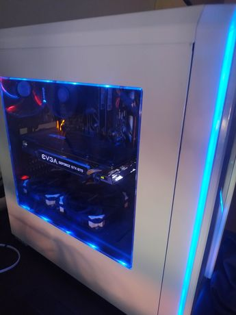 PC gamer+ teclado+ rato+ monitor