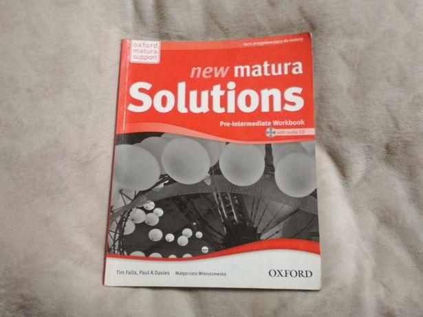 Solutions new matura workbook