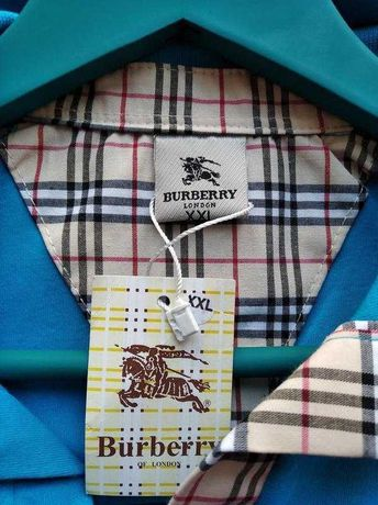 Burberry london лонгслив