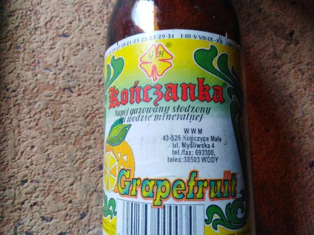porządki domowe butelki po oranżadzie