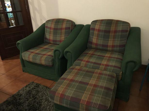 Conjunto de sofas
