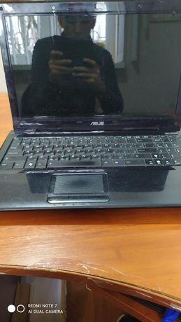 Ноутбук asus A52F разборка