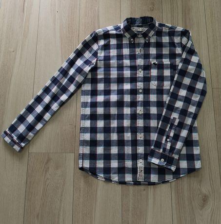 Koszula w kratę Abercrombie & Fitch
