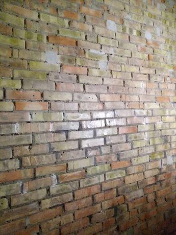 Шлифовка (очистка) кирпича стен под лофт (loft). Демонтажние роботы