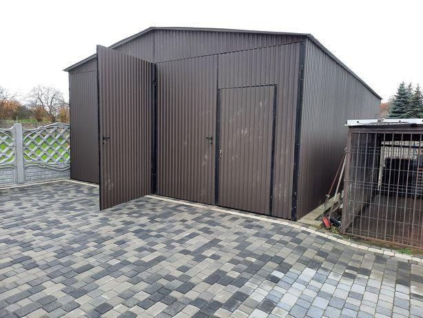 Garaże wiaty producent