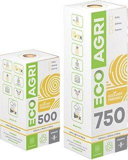 ECO AGRI 500 folia do sianokiszonek 750 EcoAgri siatka Agrosil