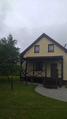 Dom na Mazurach. WOLNE TERMINY!