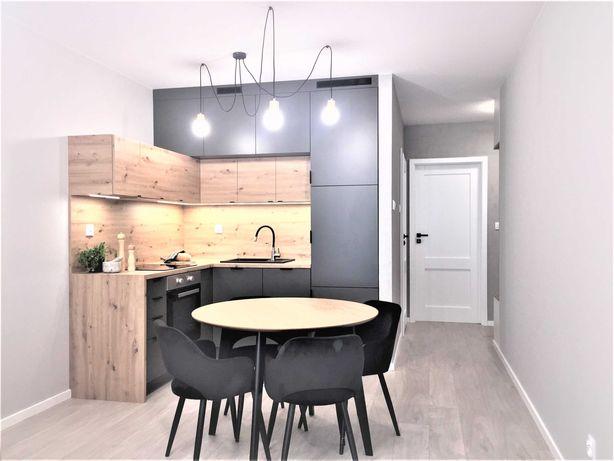 Nowe wykończone mieszkanie ul. Nowowarszawska, 2 pokoje, 33,03 m2