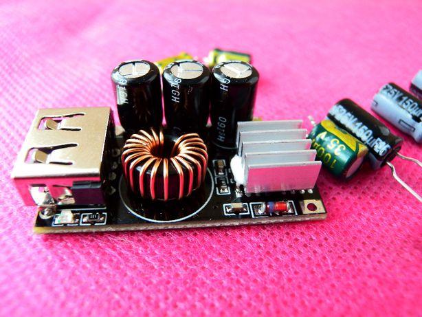 Модуль быстрой зарядки QC3.0/FCP/AFC, USB Type-А