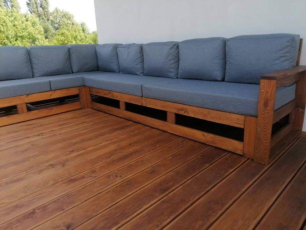 Nowe poduchy ogrodowe na ławkę rozmiar 120/60