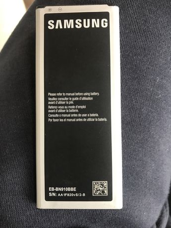 Bateria Samsung EB-BN910BBE