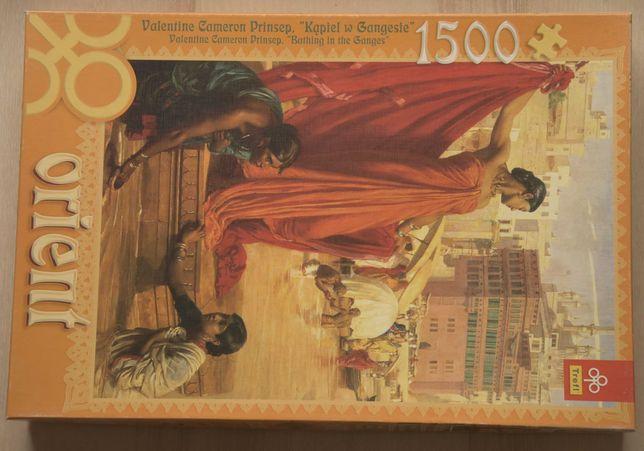 Puzzle Trefl 1500 elementów kompletne