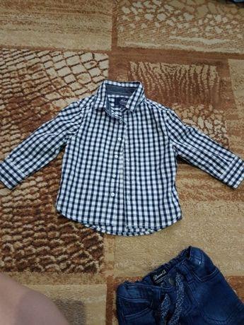 Koszula dla chłopca 80