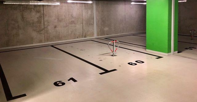 Magazynowa 9 Miejsca postojowe garaż podziemny FV 23%