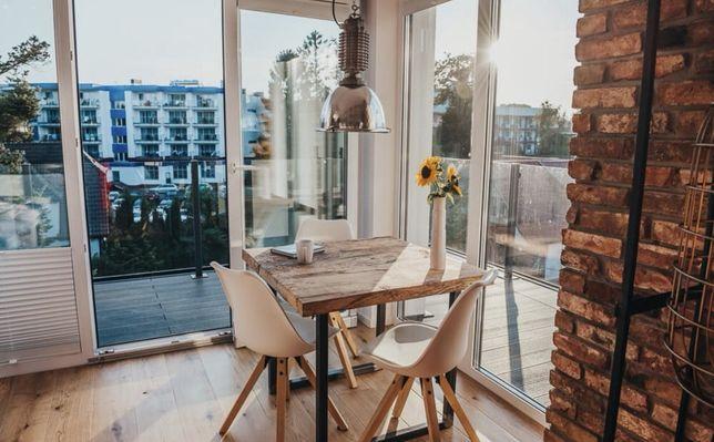 Mielno Apartament LOFT Centrum wolne 4 osobowe