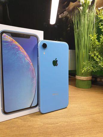 Магазин IPhone XR 64 blue Neverlock Original Гарантия 6 месяцев