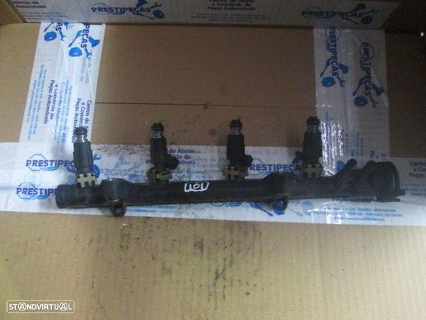 INJEÇÃO REGUA COM INJECTORES VW VW POLO 030133319G 0280155731 VW / POLO / 1.0I / VW / POLO / 1996 / 1.4 i / 60 CV /