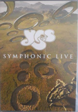 DVD Yes - Symphonic Live