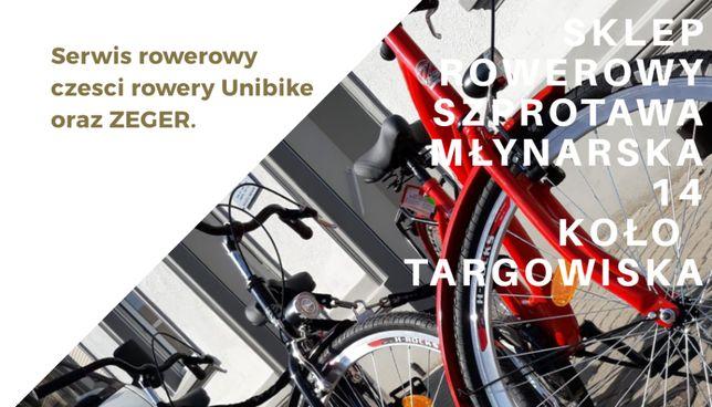 Sklep Rowerowy Szprotawa rowery częsci Serwis