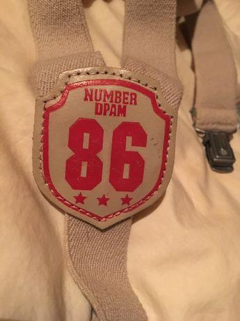 Подтяжки детские марки DPAM с номером 86, новые