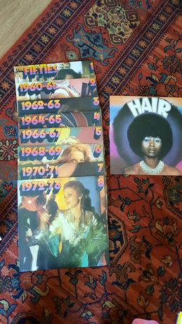 9 discos vinil colectânea