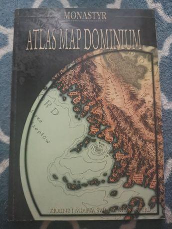 Monastyr Atlas Map Dominium RPG Gra Fabularna
