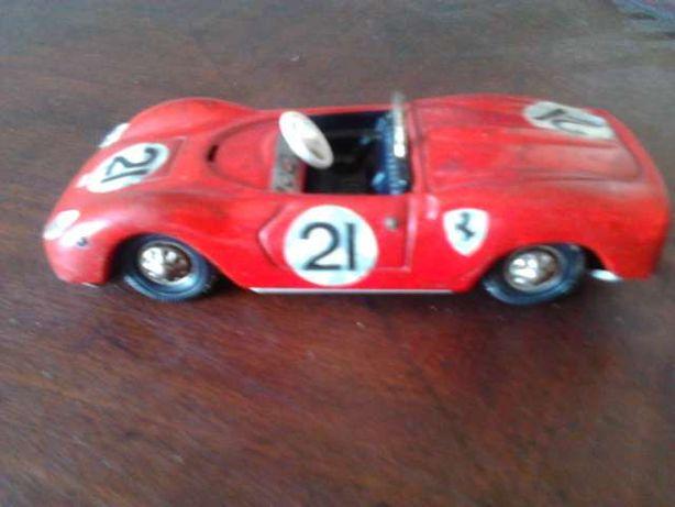 Ferrari carrinho coleção