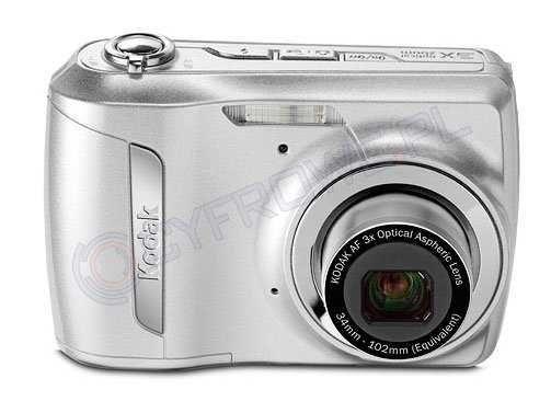 Aparat Cyfrowy Kodak EasyShare C142 Srebrny.