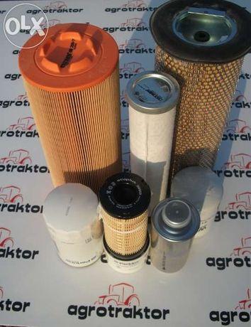 Zestaw filtrów Filtry Farmtrac silnik Perkins - wysyłka Gratis!