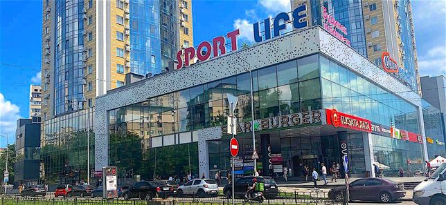 ЖК Smart Plaza Polytech.Продажа Фасадных Помещений.