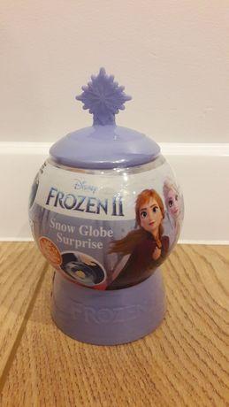 Nowa Frozen 2 Disney Snow globe surprise śnieżna kula