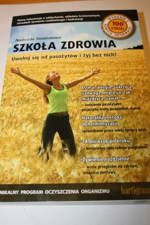 Szkoła zdrowia - Nadieżda Siemionowa wyd.3