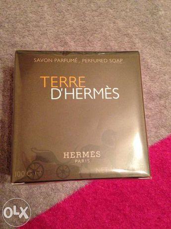 Hermes Terre D'Hermes nowe oryginalne,kolekcjonerskie mydło w kostce