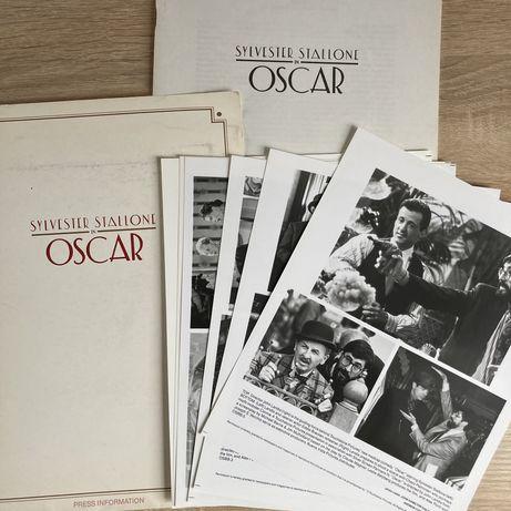Oscar - Sylvester Stallone- zdjęcia promocyjne x5- kadry filmowe