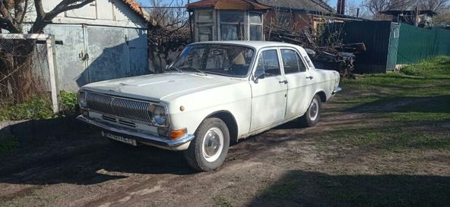 Волга Газ 24 1971 год. Обмен